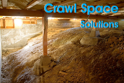 Foam Jacksonville - Crawl Space Remediation Services