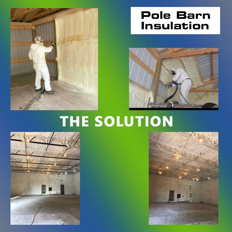 Properly Insulating a Pole Barn Metal Building